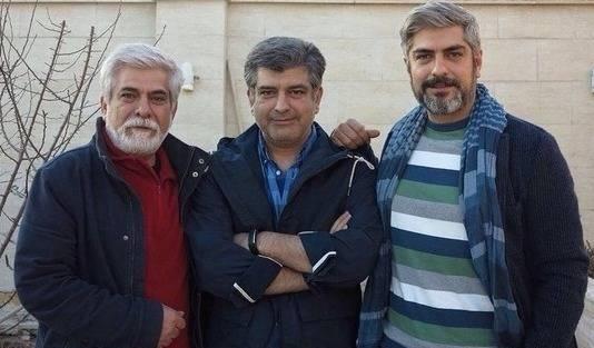 مهدی،-مسعود-و-حسین-پاکدل