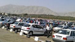 قیمت ها در بازار خودرو مردم را شوکه کرد/گرانی عجیب پراید در بازار