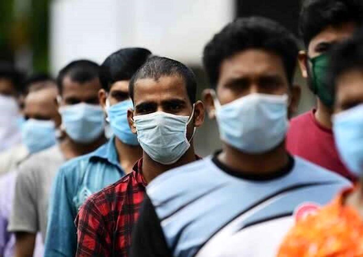 کتک کاری همراهان بیماران کرونایی در هند با کادر درمان +فیلم لو رفته