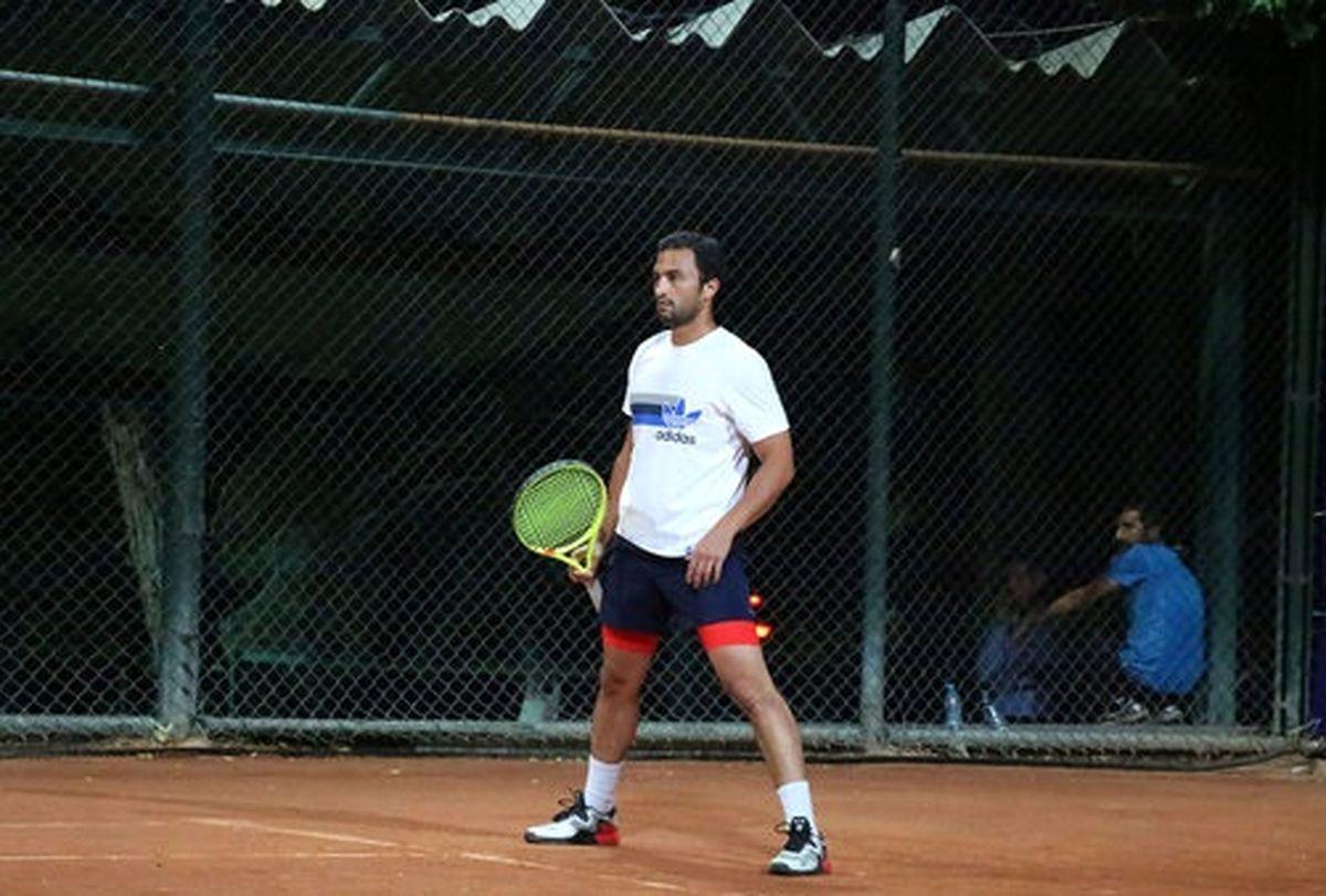 چرا بازیگر  معروف از انتخابی تیم ملی تنیس انصراف داد؟