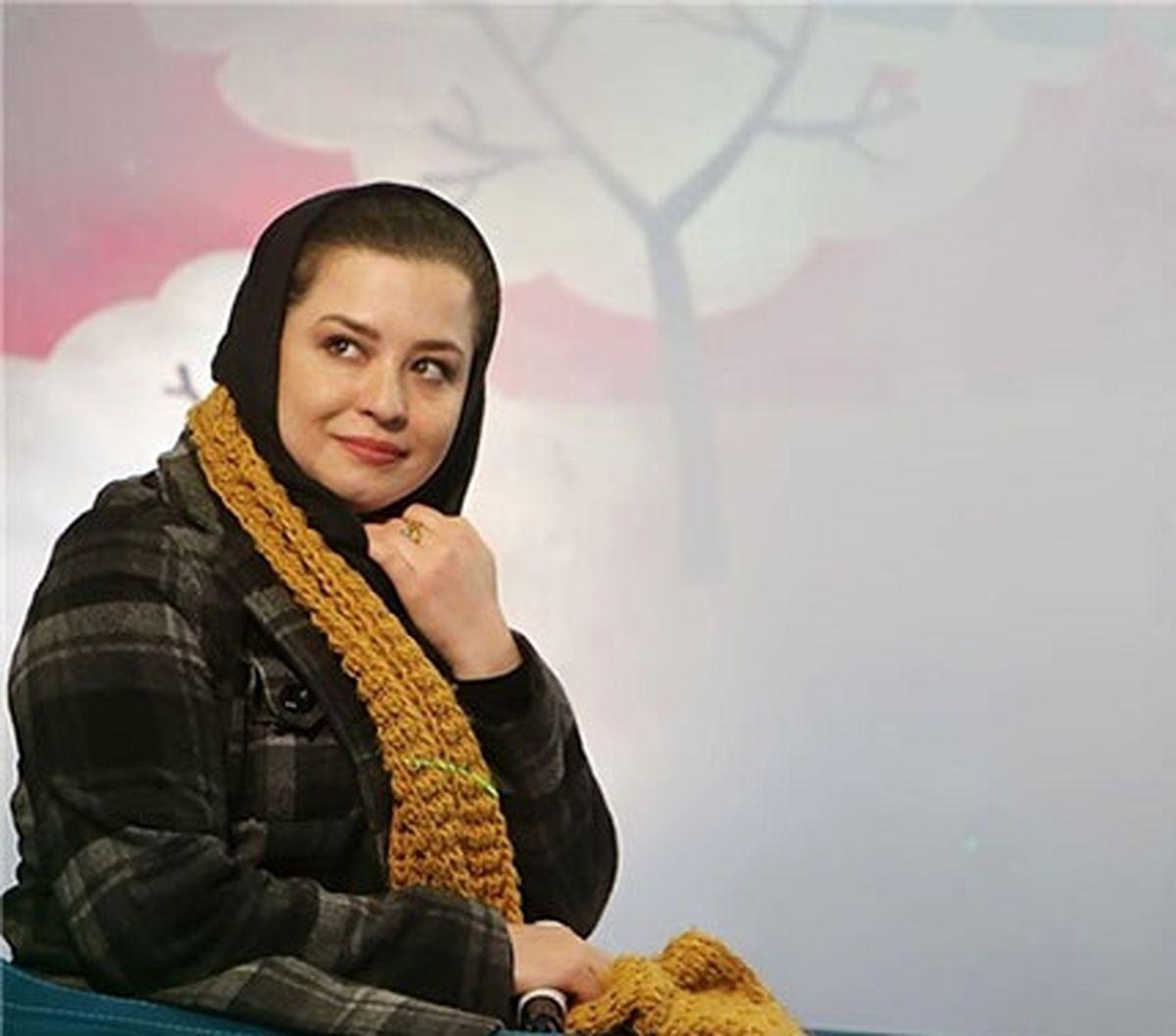 مهراوه شریفی نیا ازدواج کرد؟ + عکس دیده نشده