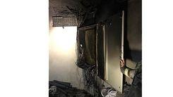 آتش سوزی وحشتناک در سعادت آباد / 20 زن و مرد در آتش سوختند!