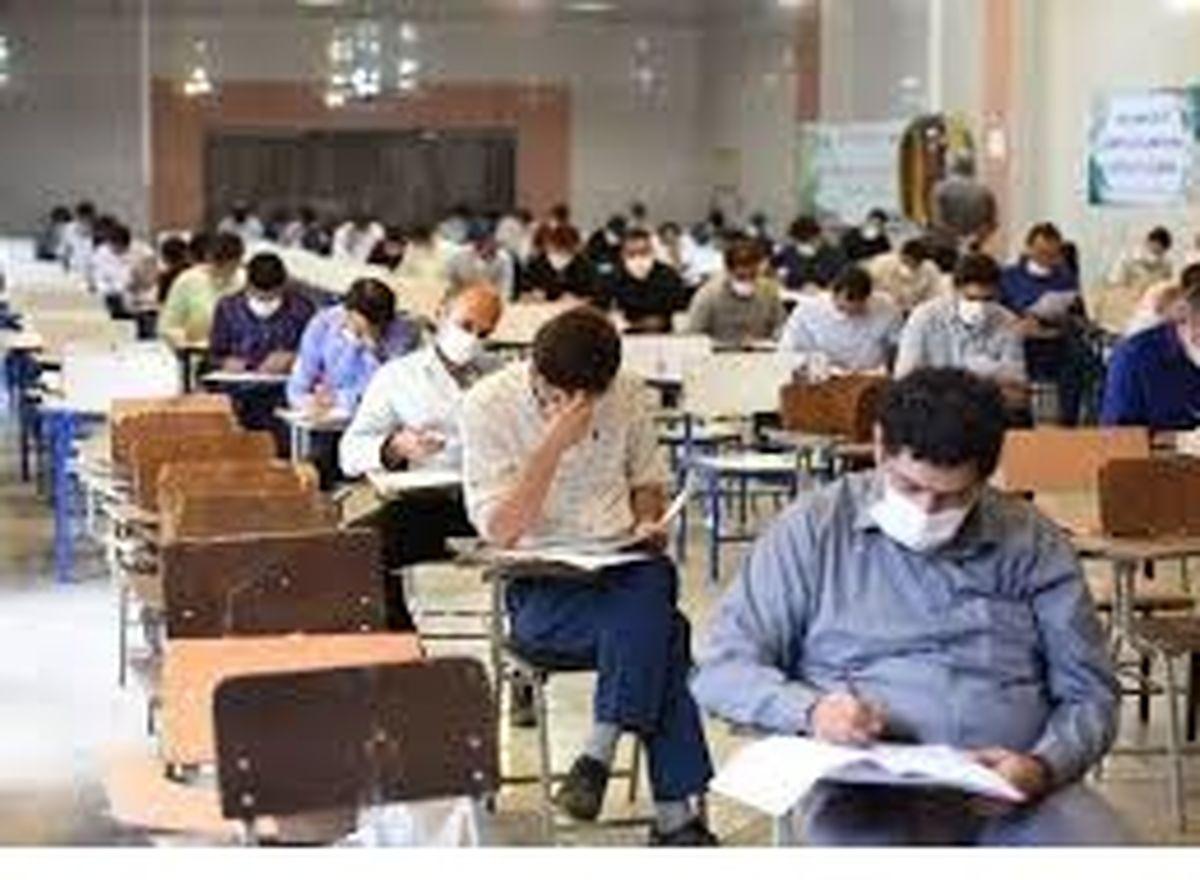 خبر فوری/ نتایج قبول شدگان آزمون استخدام دولتی اعلام شد+لینک قبول شدگان آزمون