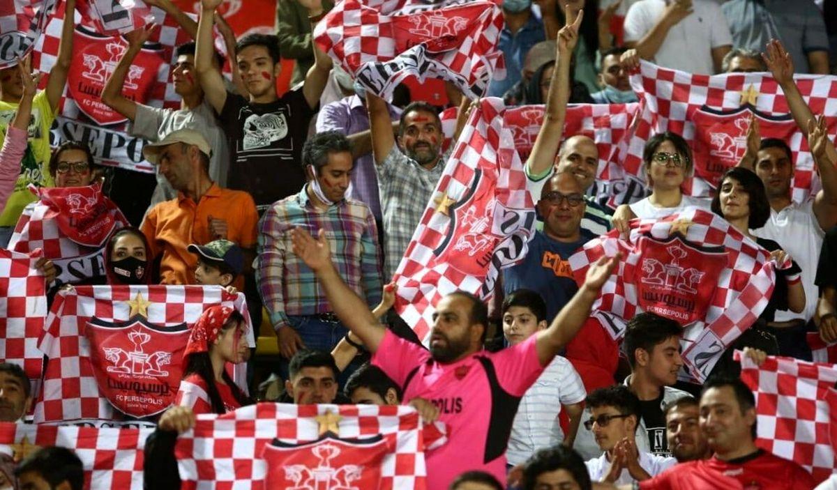 ترس وحشتناک هواداران الهلال پس از صعود پرسپولیس + جزئیات بیشتر