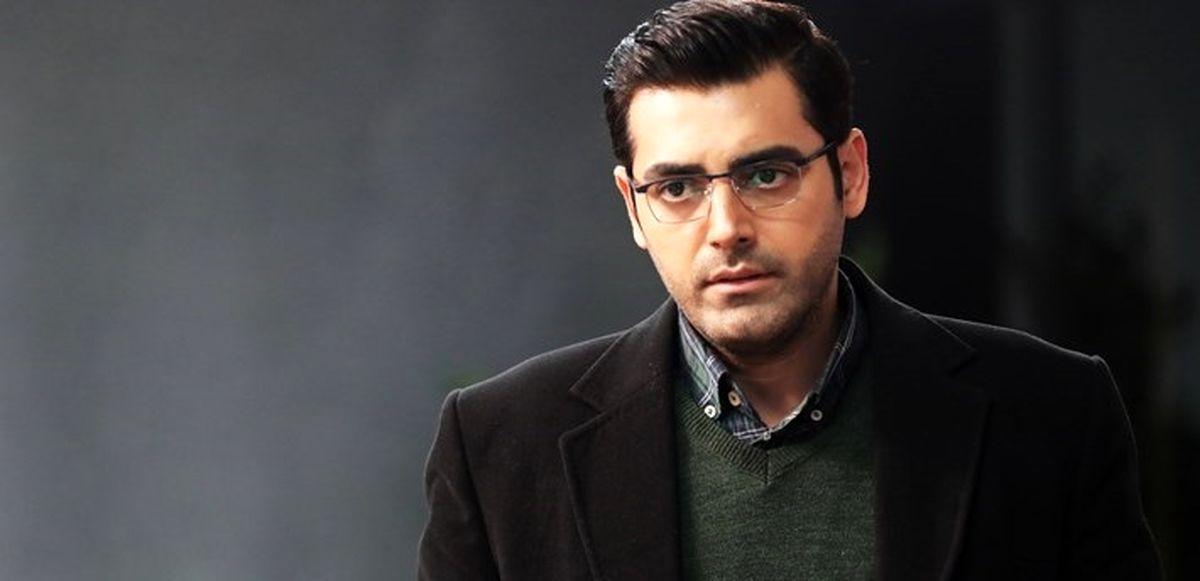 جواد جوادی سریال بچه مهندس از ایران رفت+عکس دیده نشده