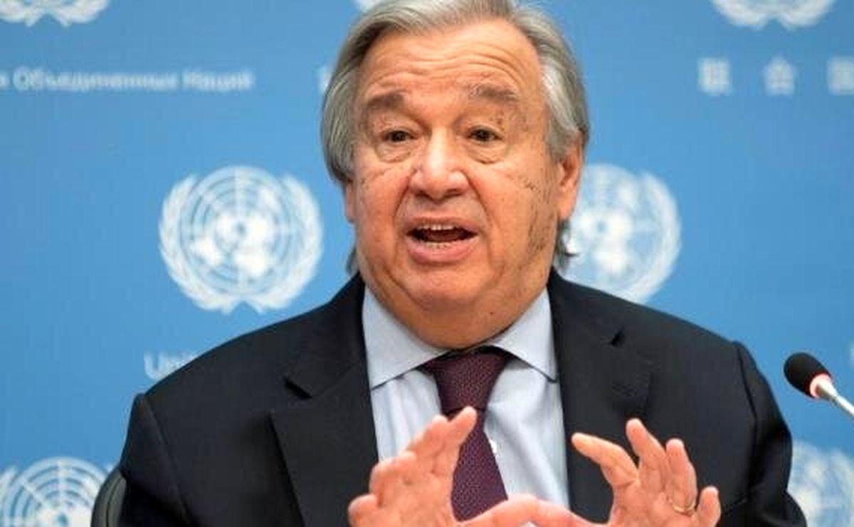 واکنش عجیب دبیر کل سازمان ملل به انتخاب رئیس جمهور ایران+جزئیات بیشتر