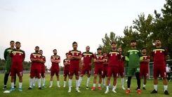 ترکیب احتمالی تیم ملی ایران مقابل سوریه!