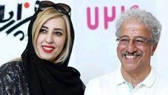 همسر دوم علیرضا خمسه کیست؟/ + عکس همسر دوم