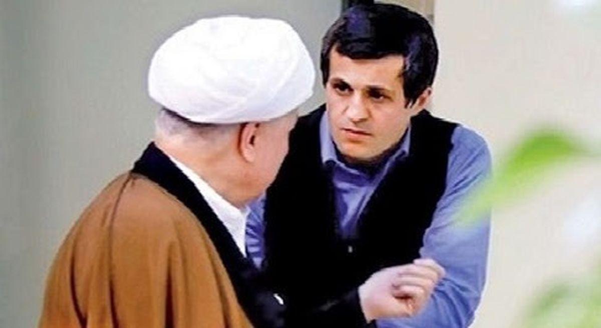 دعوت هلیکوپتری از هاشمی برای مراسم تنفیذ احمدی نژاد +فیلم