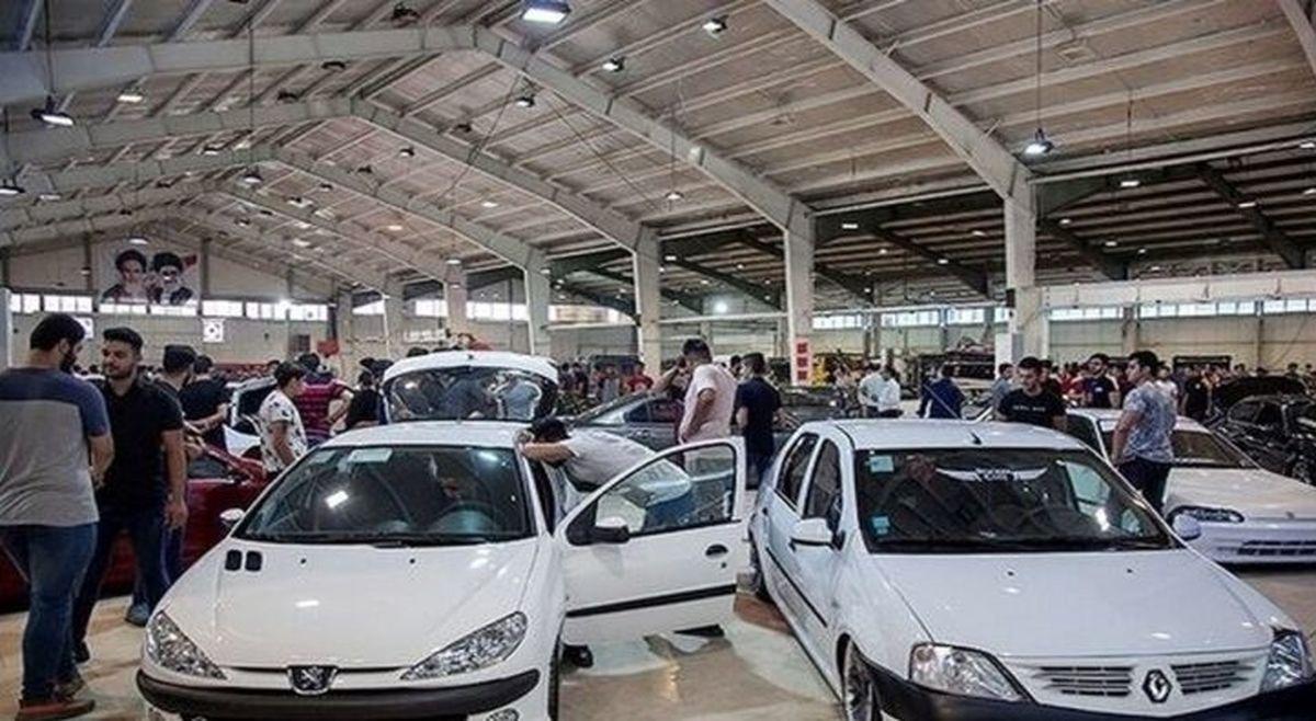 در تعطیلی بازار قیمت خودرو به کجا رسید؟