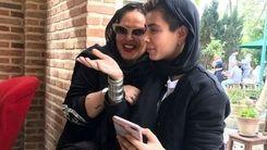 کار نامتعارف بهاره رهنما و همسرش در ویلای شخصی شان+ فیلم