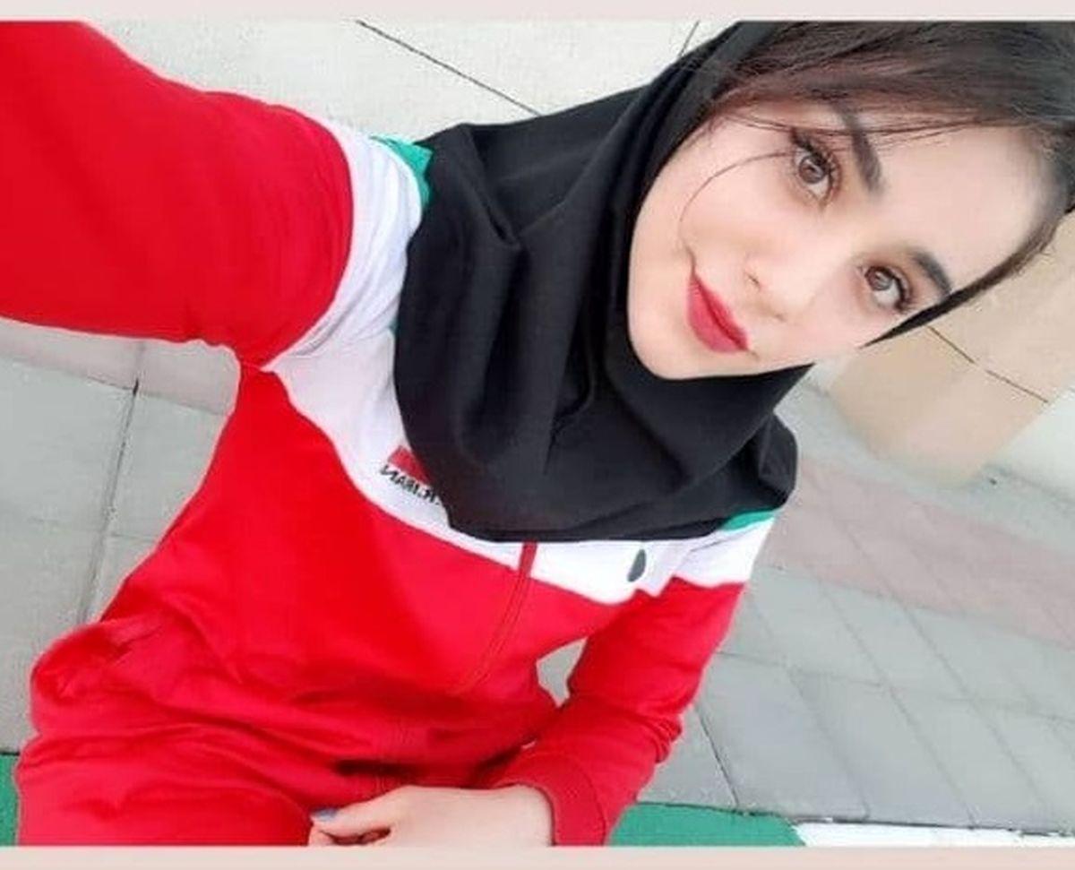 این دختر ورزشکار ایرانی وارد دنیای مدلینگ شد + تصاویر