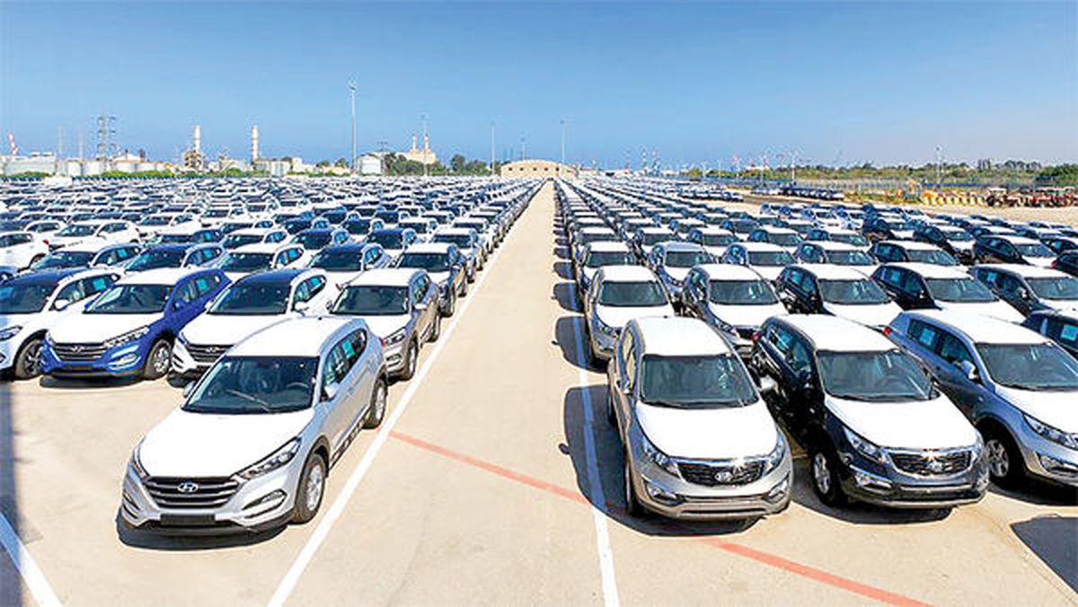 آخرین قیمت خودرو های خارجی محبوب در بازار
