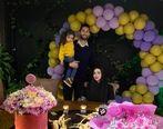 تولد فوق لاکچری زن بازیکن استقلال جنجالی شد+ عکس
