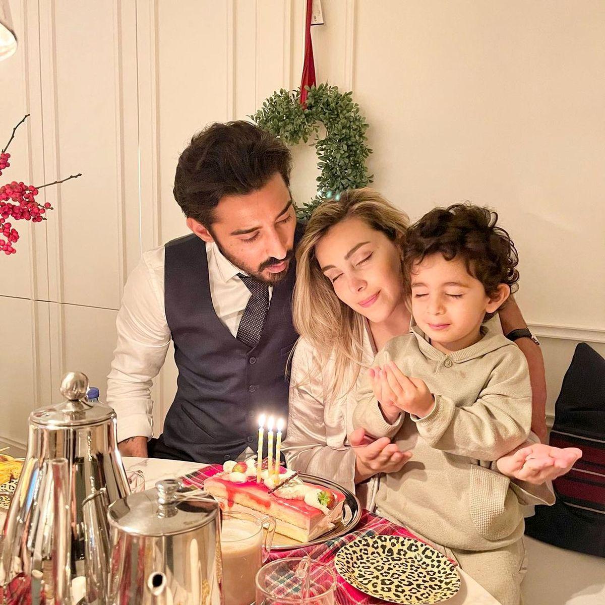 عکس بازیگران: تولد لاکچری رضا قوچاننژاد در هلند!