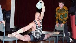 کرونا قوی ترین مرد روسیه را زمین زد +عکس