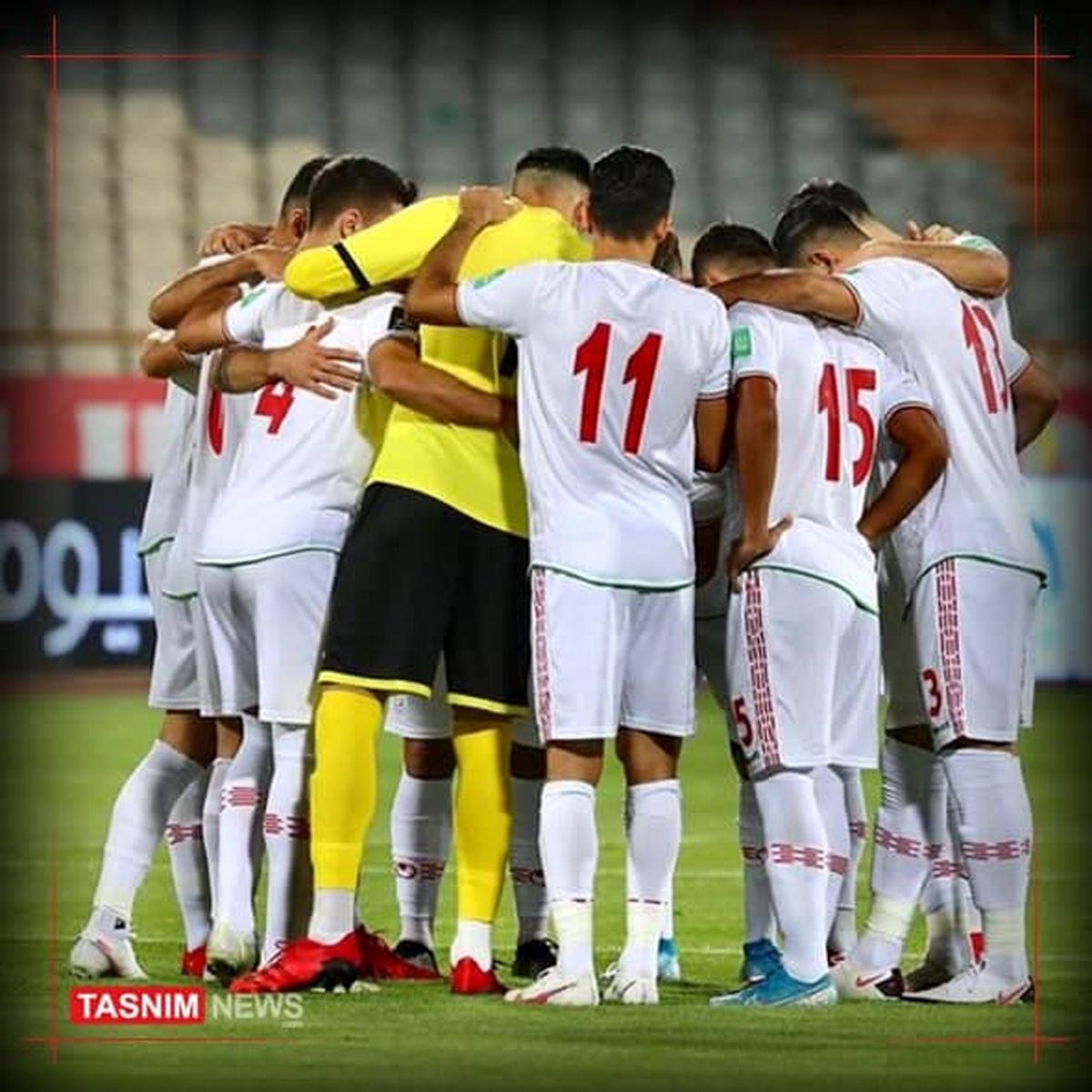 گل اول تیمملی ایران به کره جنوبی/ایران ۱ - ۱ کره جنوبی