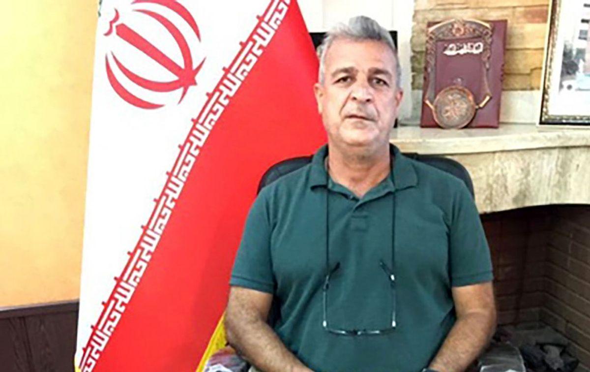مرگ وحشتناک فوتبالیست معروف ایران/علت مرگ چه بود؟+عکس