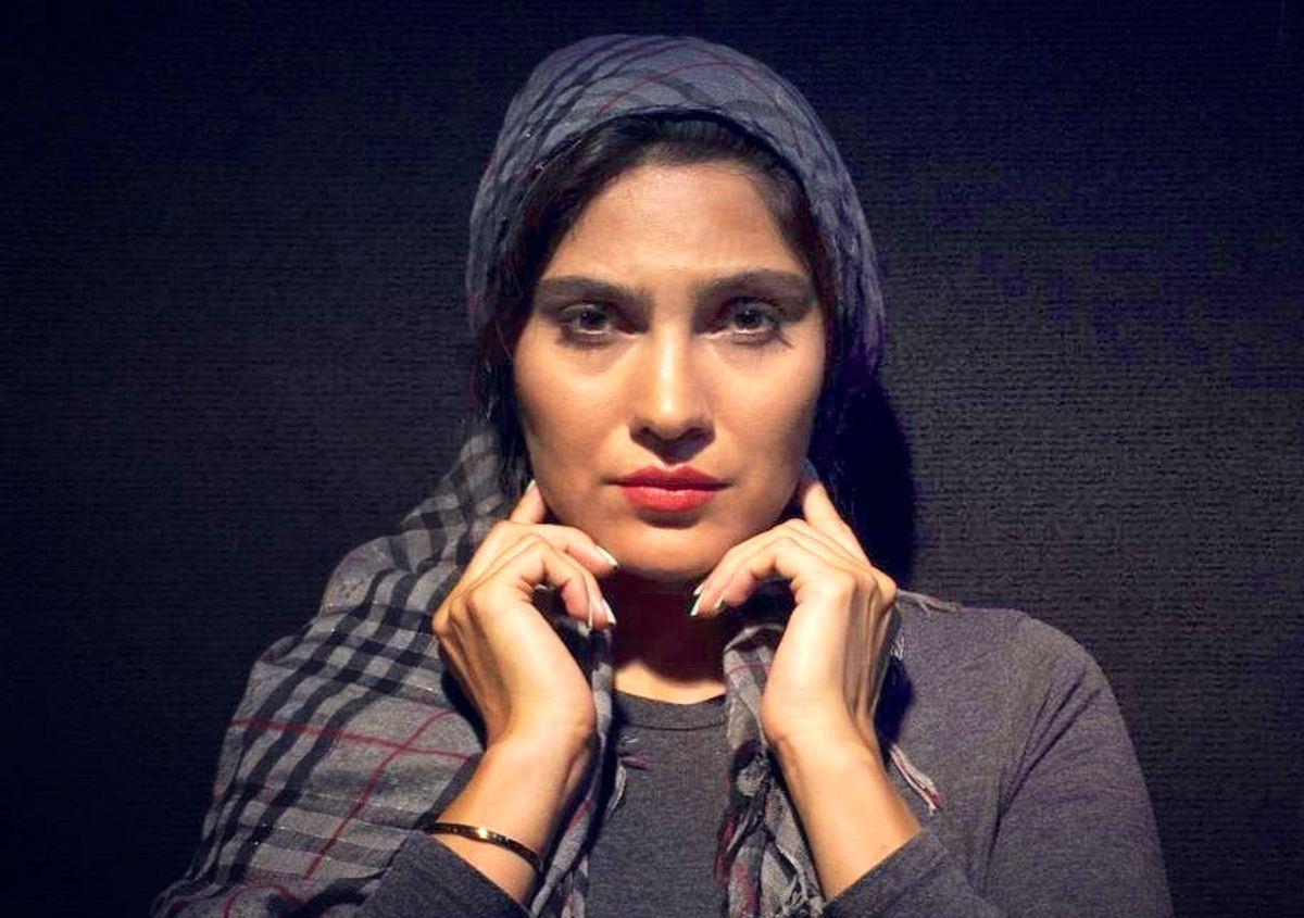 چهره جنجالی شیرین سریال نون خ در برنامه تلویزیونی +جزئیات خواندنی