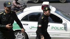 حمله وحشتناک زورگیران با قمه به مأموران پلیس در تهران+جزئیات بیشتر