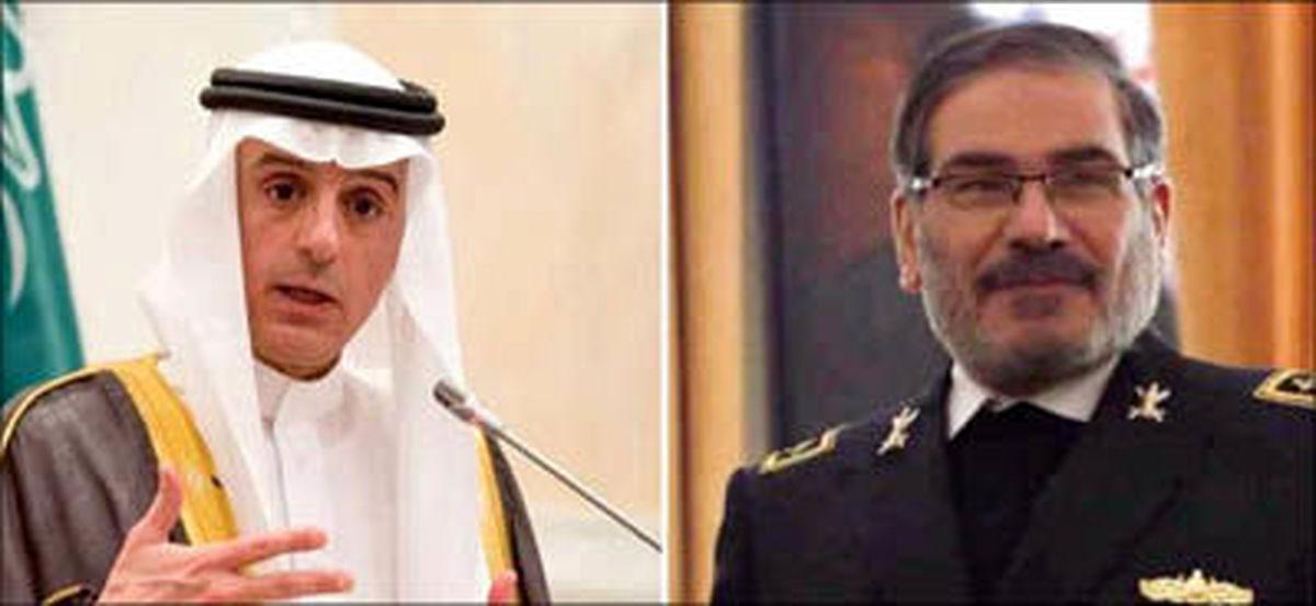 مذاکرات محرمانه شمخانی با وزیر خارجه جنجالی سعودی
