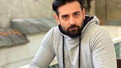 عکس امیرحسین آرمان در کویر +عکس دیده نشده