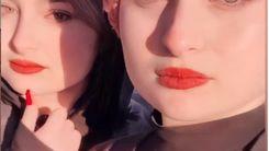 اظهار دلتنگی سارا و نیکا در لایو بعد از 6 ماه   فیلم