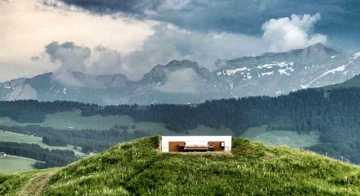 اولین هتل بی در و پیکر در دنیا+فیلم دیدنی