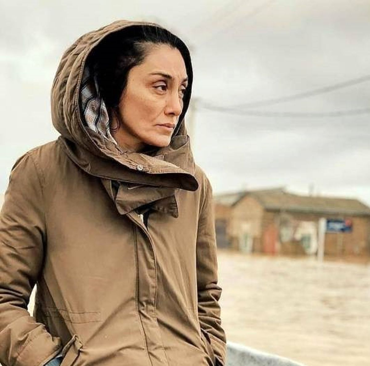 اتفاق ناگوار برای هدیه تهرانی/هدیه تهرانی مرد و زنده شد +عکس