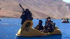 تصاویر جنجالی از خوشگذرانی نیروهای طالبان دردسر ساز شد/ طالبان به نیروهای خود: زیاد خوشگذرانی نکنید!