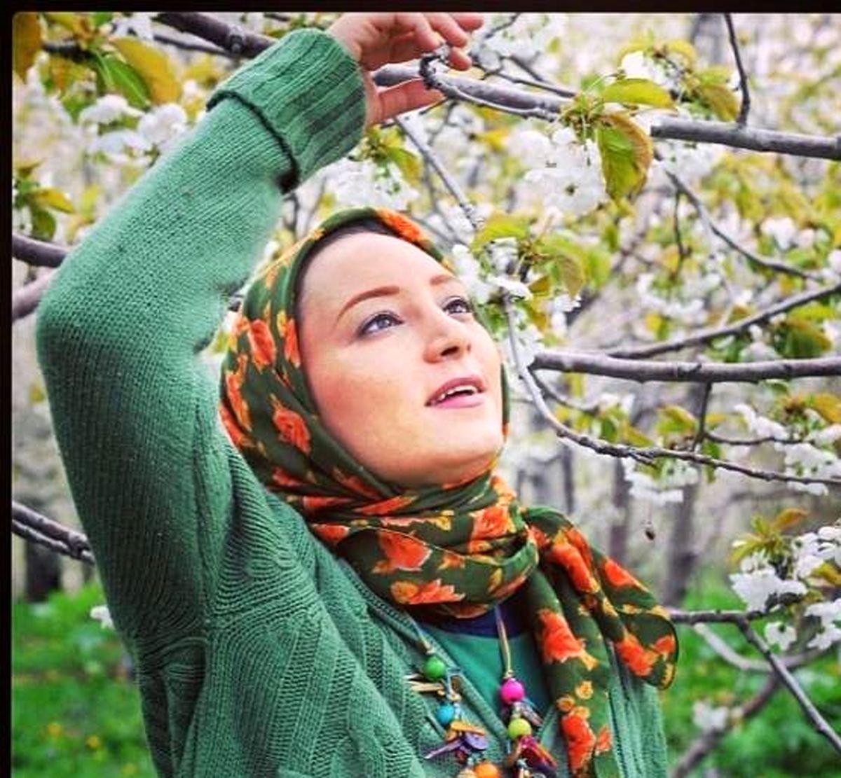 مهاجرت سحر ولدبیگی و همسرش به روستا/زندگی لاکچری سحر ولدبیگی در روستا +عکس