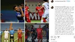 حمله جنجالی باشگاه تراکتور به تیم پرسپولیس+توضیحات بیشتر کلیک کنید