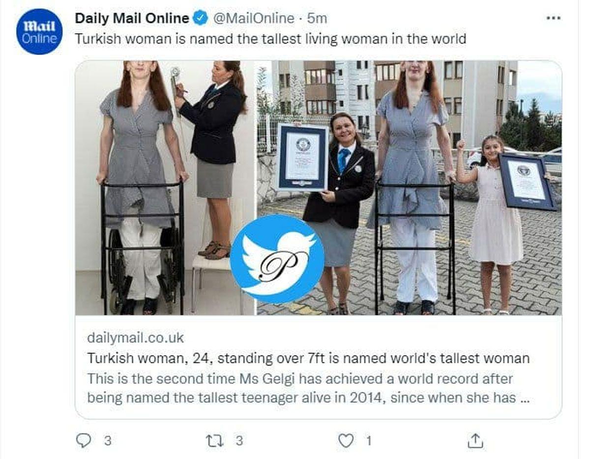 قدبلندترین زن دنیا +عکس