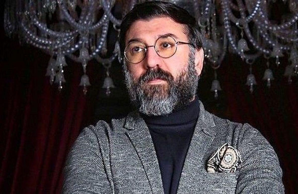 فیلم سورپرایز تولد مرحوم علی انصاریان +فیلم دیده نشده