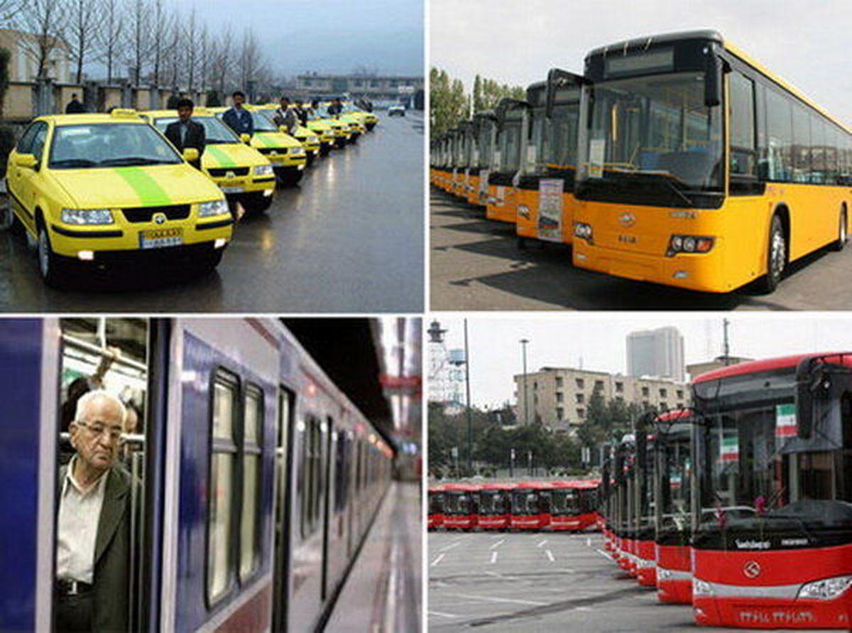حمل و نقل عمومی دوباره گران شد