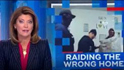 حمله جنجالی افسران آمریکا به یک زن+فیلم داغ