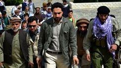 احمد مسعود از افغانستان خارج شد؟