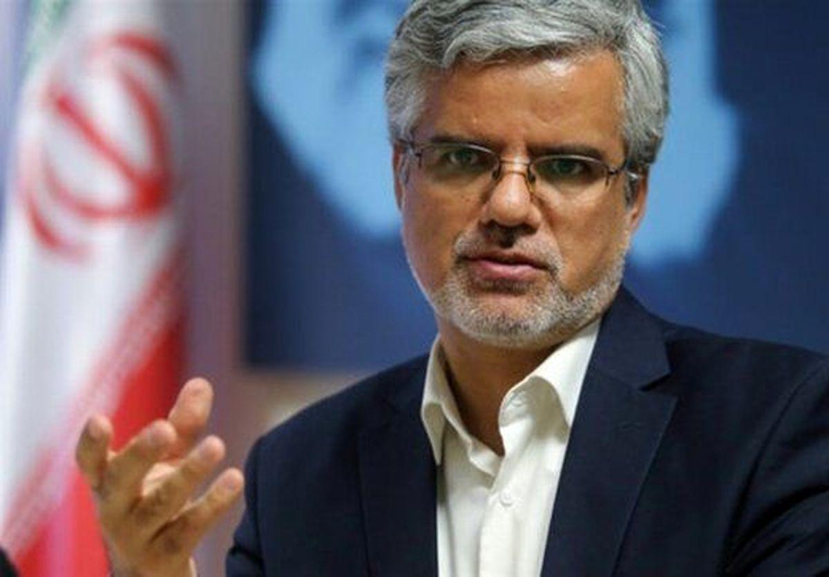 داوطلب جدید برای انتخابات 1400 اعلام کاندیداتوری کرد