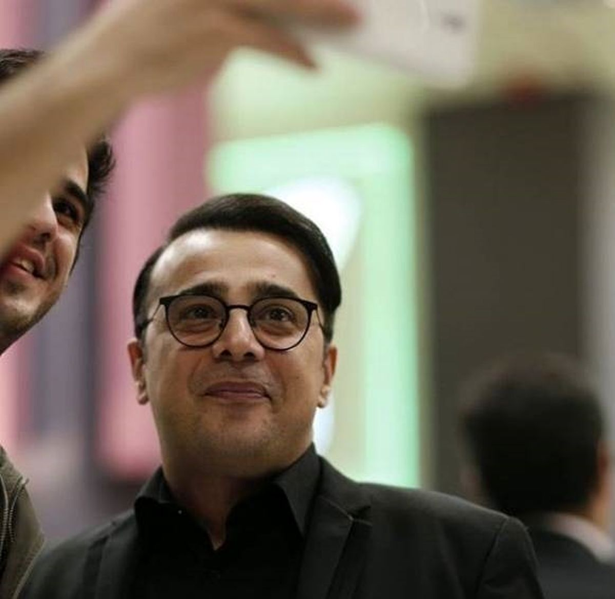 اولین فیلم از سپند امیرسلیمانی در بیمارستان+فیلم لو رفته
