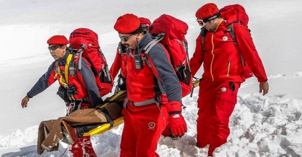 وضعیت مصدومان حادثه ارتفاعات کلکچال/ اسامی فوتیها