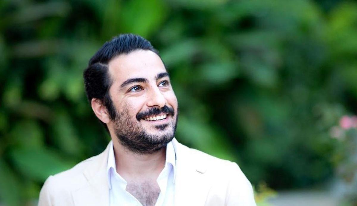 فیلم جنجالی نوید محمدزاده قبل از معروفیتش!+فیلم لو رفته