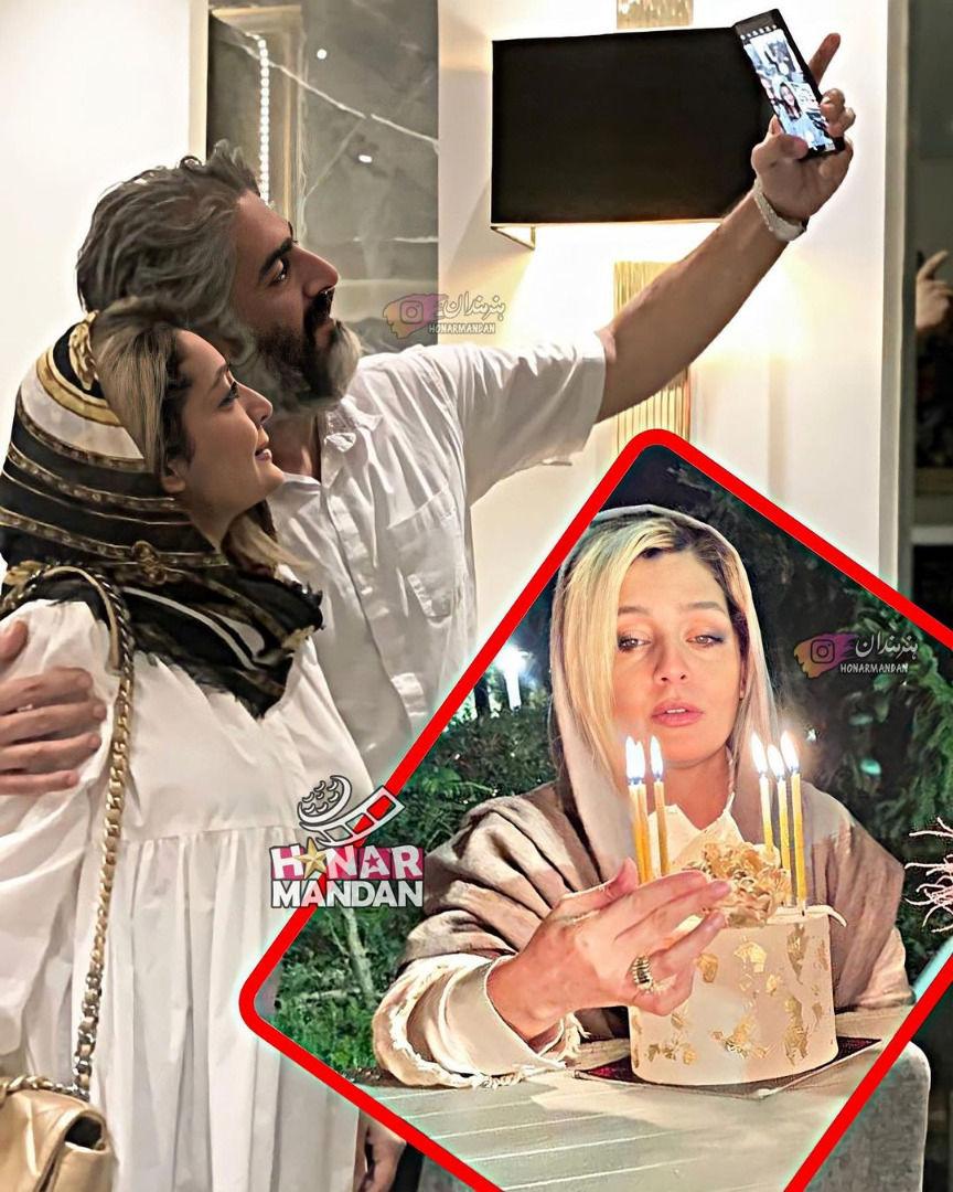 چهره افتاده ساره بیات بعد از ازدواج همه را شوکه کرد/خود نمایی خانم بازیگر با ماشین میلیاردی اش +عکس حاشیه ساز