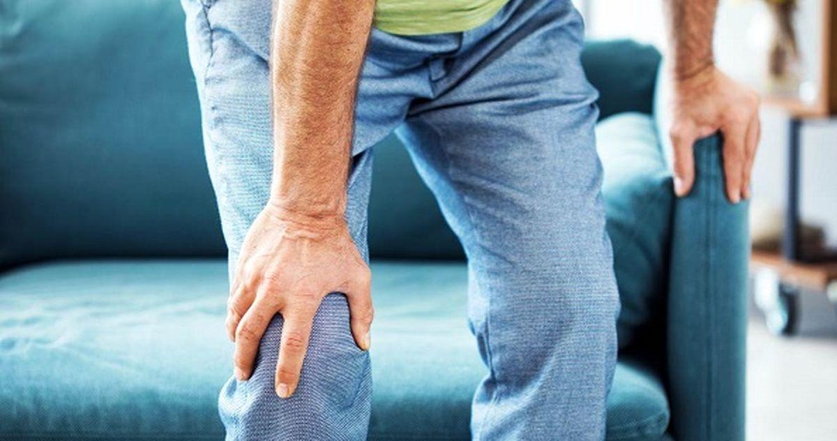 درمان قطعی زانو درد!