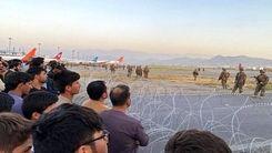 تیراندازی وحشتناک نظامیان آمریکایی به مردم افغانستان در فرودگاه! + فیلم لو رفته