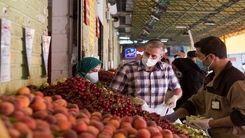 قیمت جدید میوه و سبزی در بازار امروز (۹۹/۱۱/۱۲)/قیمت موز + جدول