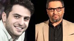واکنش علی ضیا برای درگذشت مهرداد میناوند + عکس