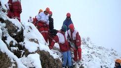تصاویر جنجالی کوهنوردان نجات یافته از کلکچال + عکس وحشتناک
