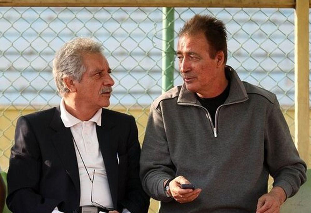 آقای خوشتیپ فوتبال ایران که از دنیا رفت+عکس دیده نشده