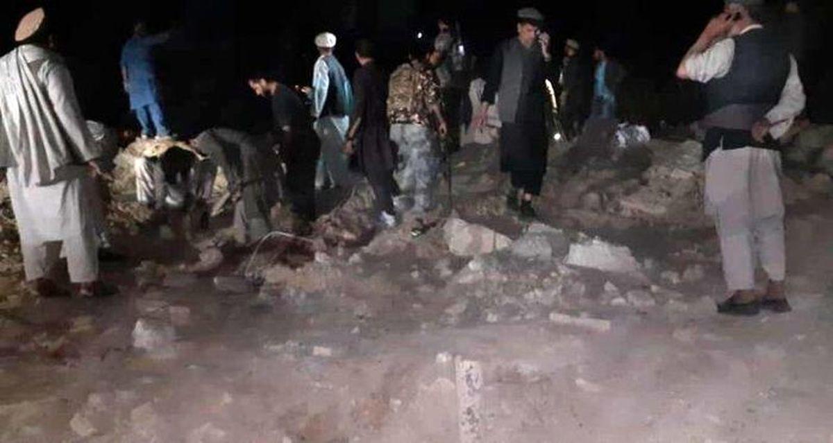 افغانستان به خون کشیده شد