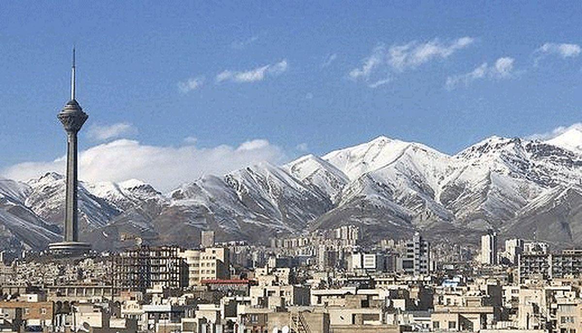 صدای آژیر قرمز در تهران از کجا بود؟